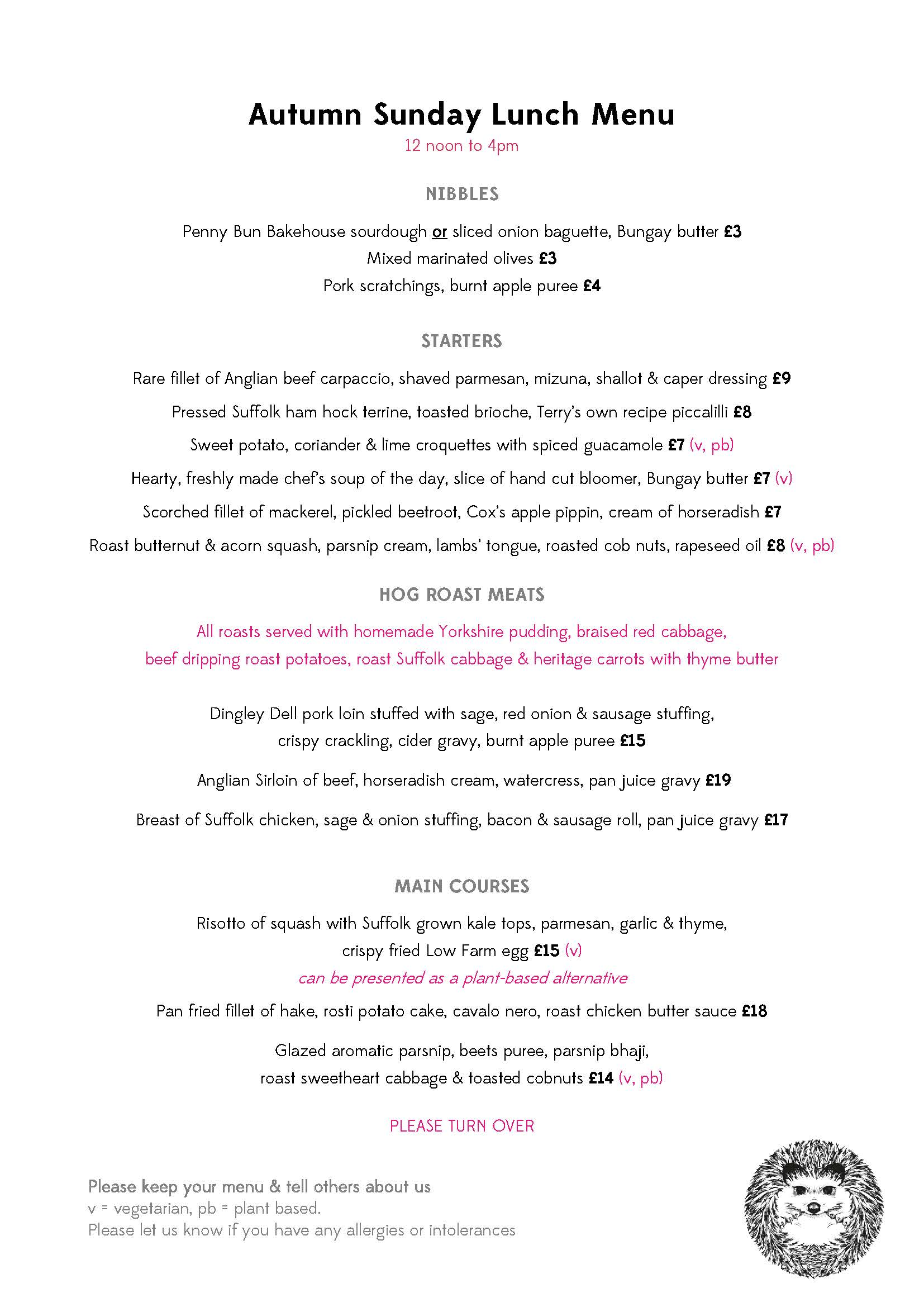 Hog Autumn Sunday Lunch Menu 2021 Final with wines_Page_1
